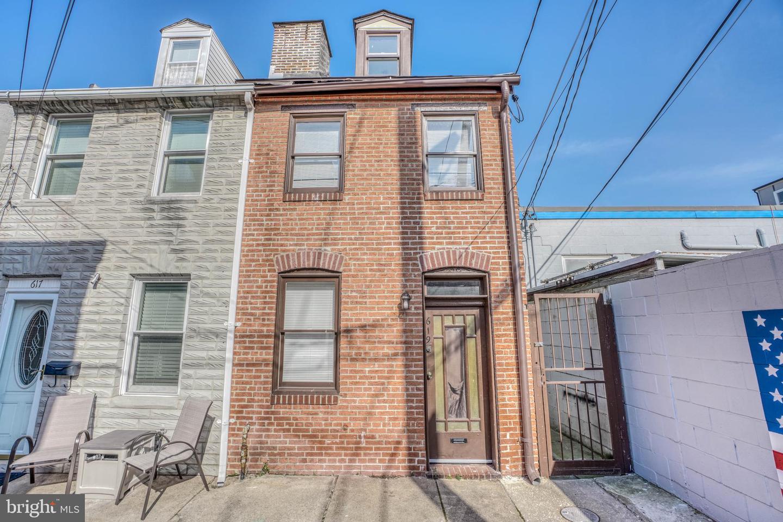 619 Chapel Street   - Baltimore, Maryland 21231