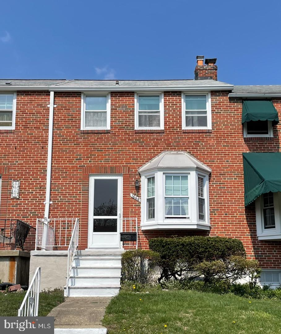 1666 Thetford Road   - Baltimore, Maryland 21286