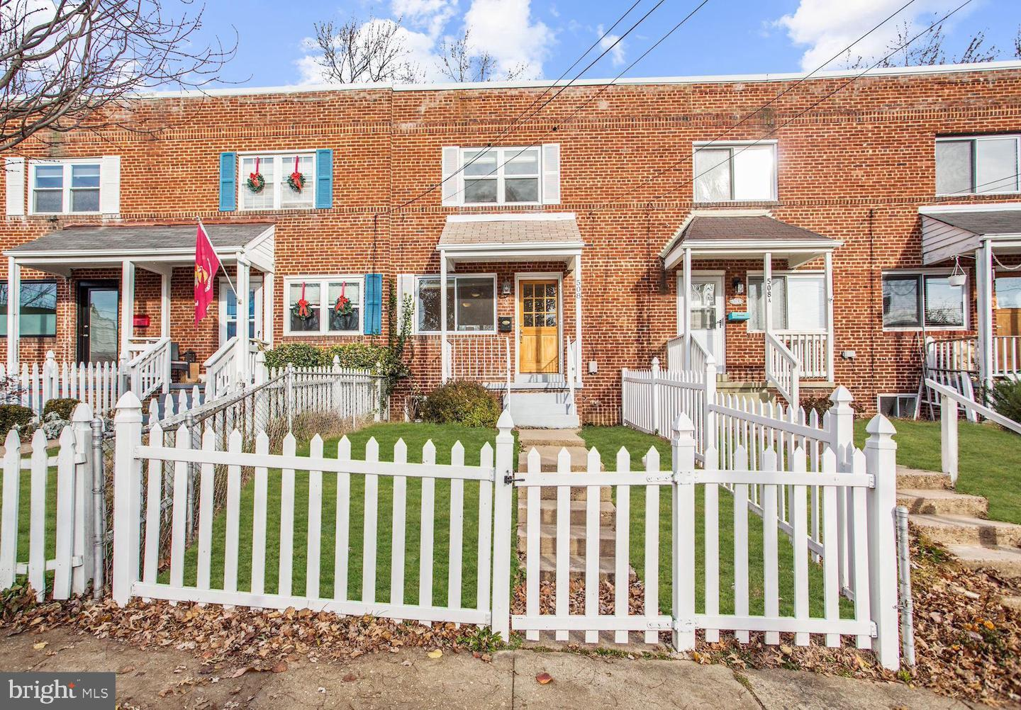 508 Howell Avenue   - Alexandria City, Virginia 22301