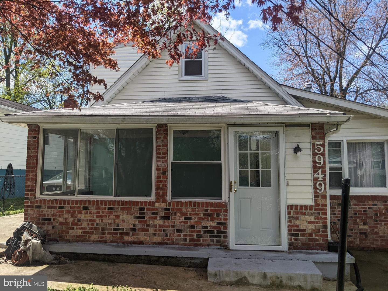 5949 Baltimore Street   - Baltimore, Maryland 21207