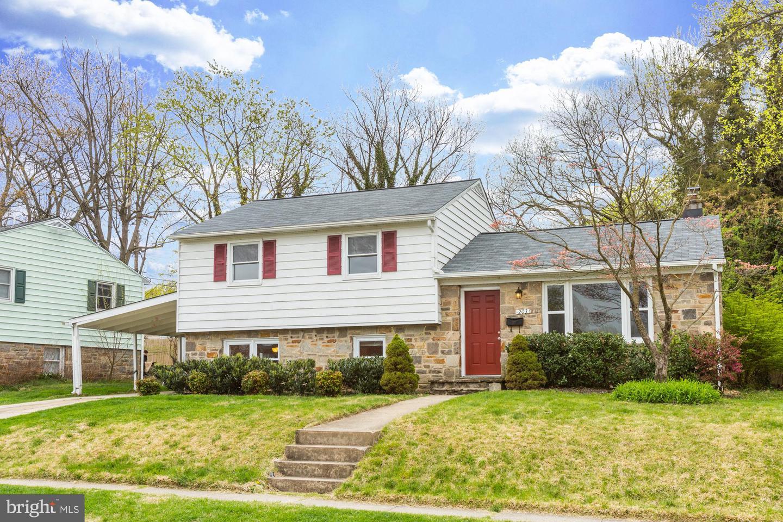 203 Garden Road   - Towson, Maryland 21286