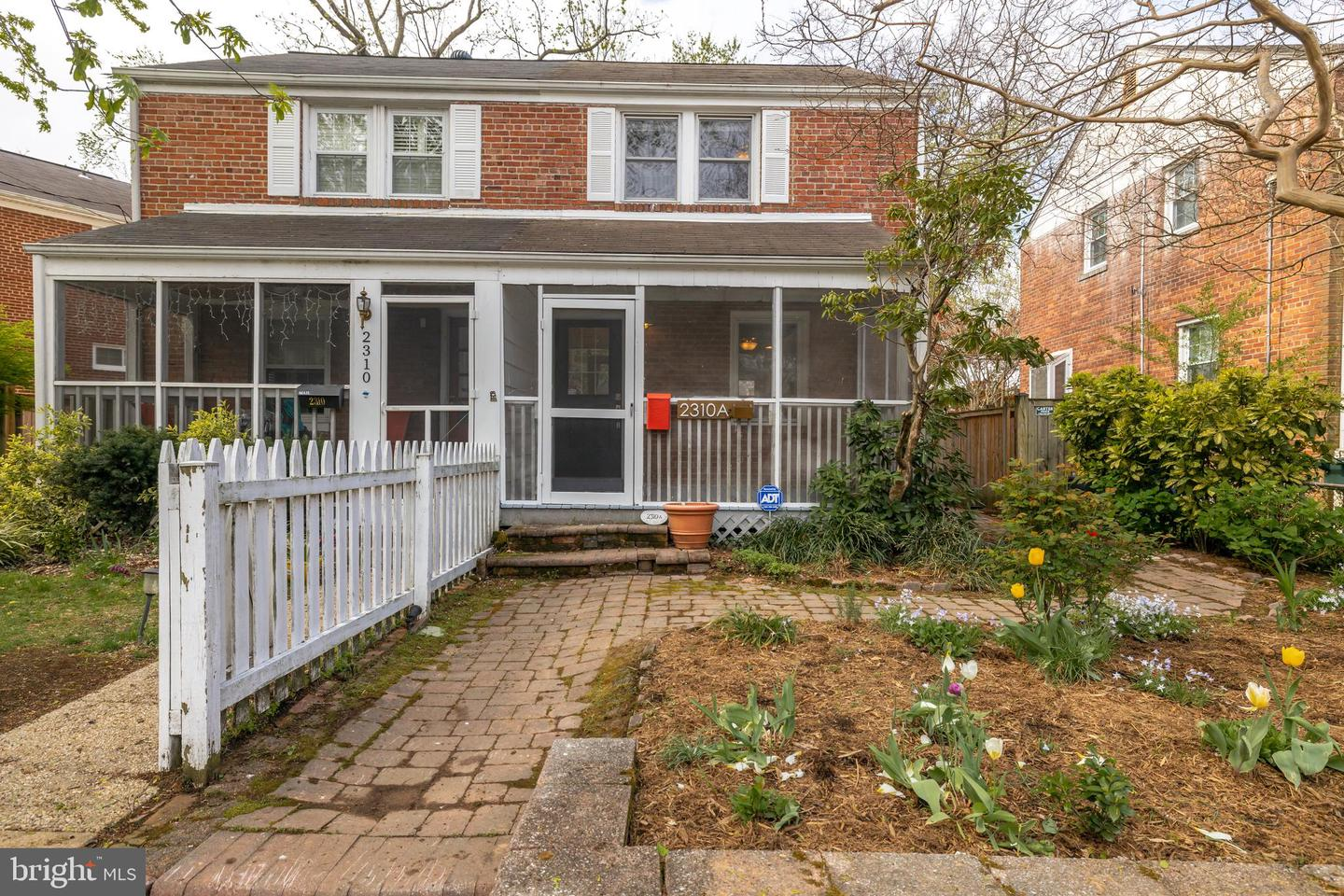 2310A Randolph Avenue   - Alexandria, Virginia 22301