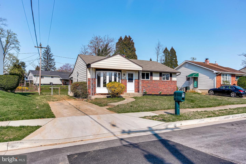 3931 Sadie Road   - Randallstown, Maryland 21133