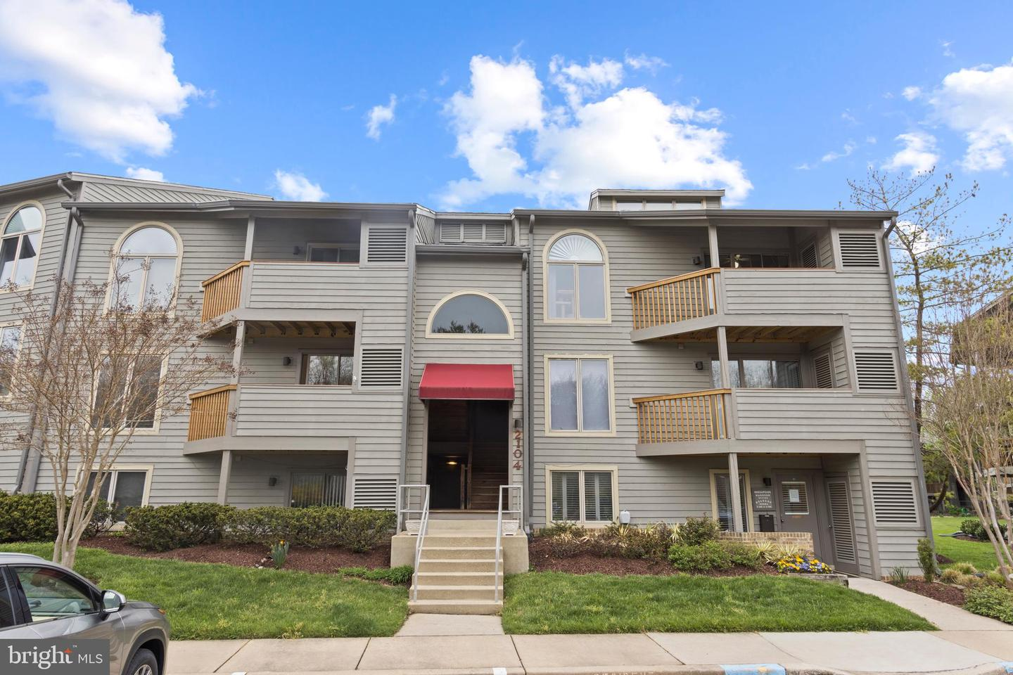 2104 Chesapeake Harbour Drive  #102 - Annapolis, Maryland 21403
