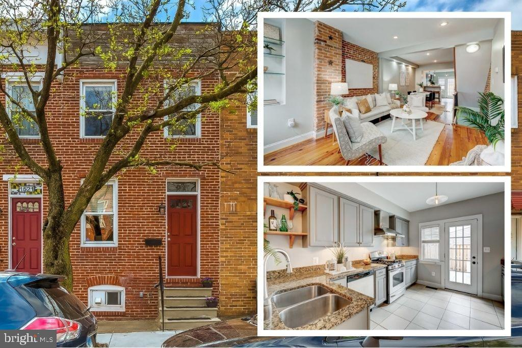 1519 Clement Street   - Baltimore, Maryland 21230