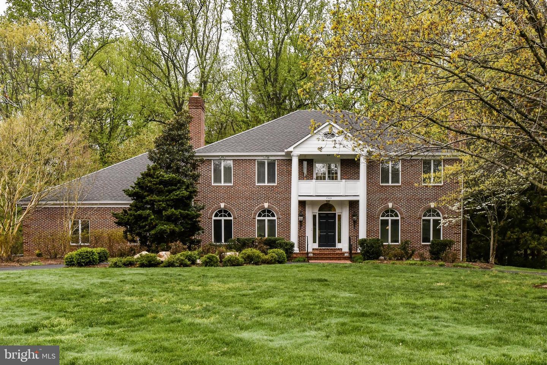 7309 Linganore Court   - Fairfax, Virginia 22102