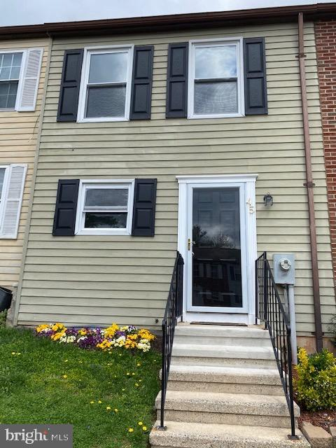 45 Wyegate Court   - Owings Mills, Maryland 21117