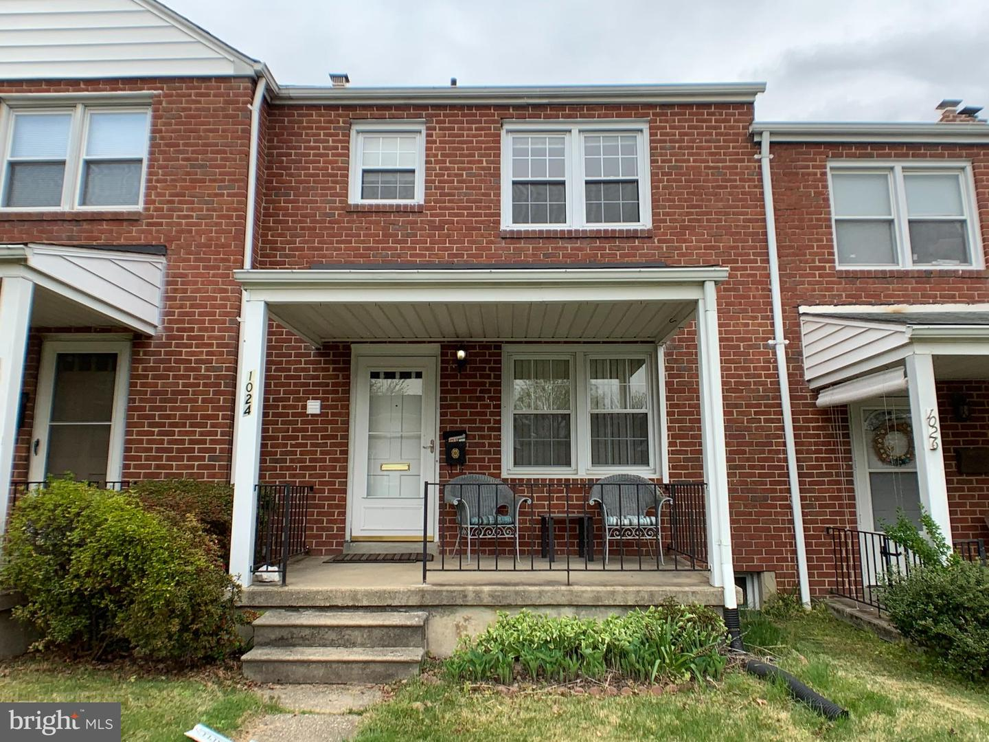 1024 Winsford Road   - Baltimore, Maryland 21204