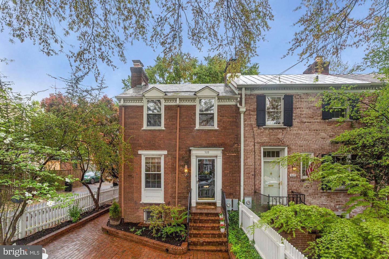 509 Franklin Street   - Alexandria, Virginia 22314