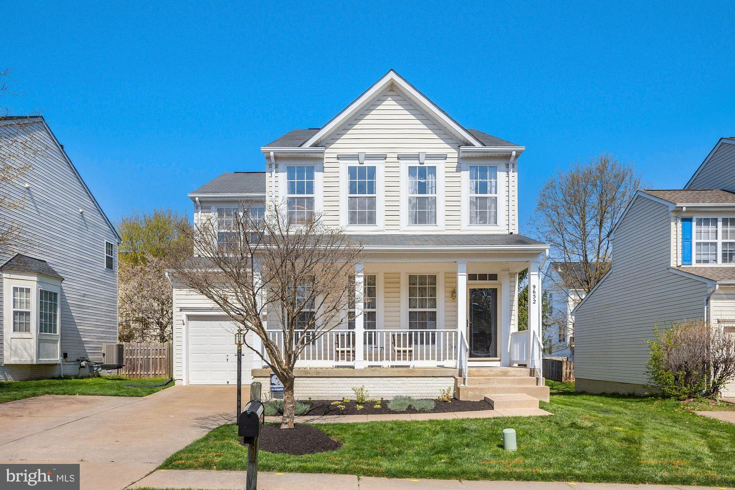 Photo of 9652 SAYBROOKE DR, BRISTOW, VA 20136