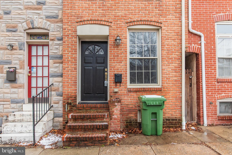 2326 Fleet Street   - Baltimore, Maryland 21224