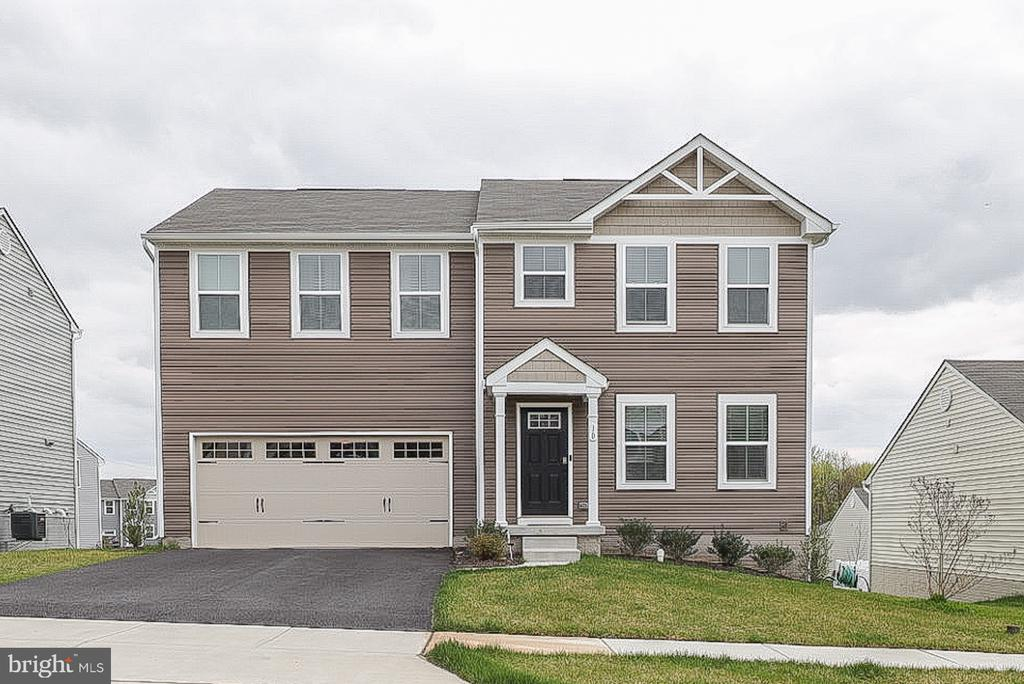 OPEN HOURS, Sunday April 18, 2021, 1-3pm. RECENTLY built detached home. 2nd Largest model in the neighborhood.  The home includes 2 car garage, large eat in kitchen, tankless water heater, large bedrooms with large closets, laundry on top level, and more. More photos will be added 4-18-21