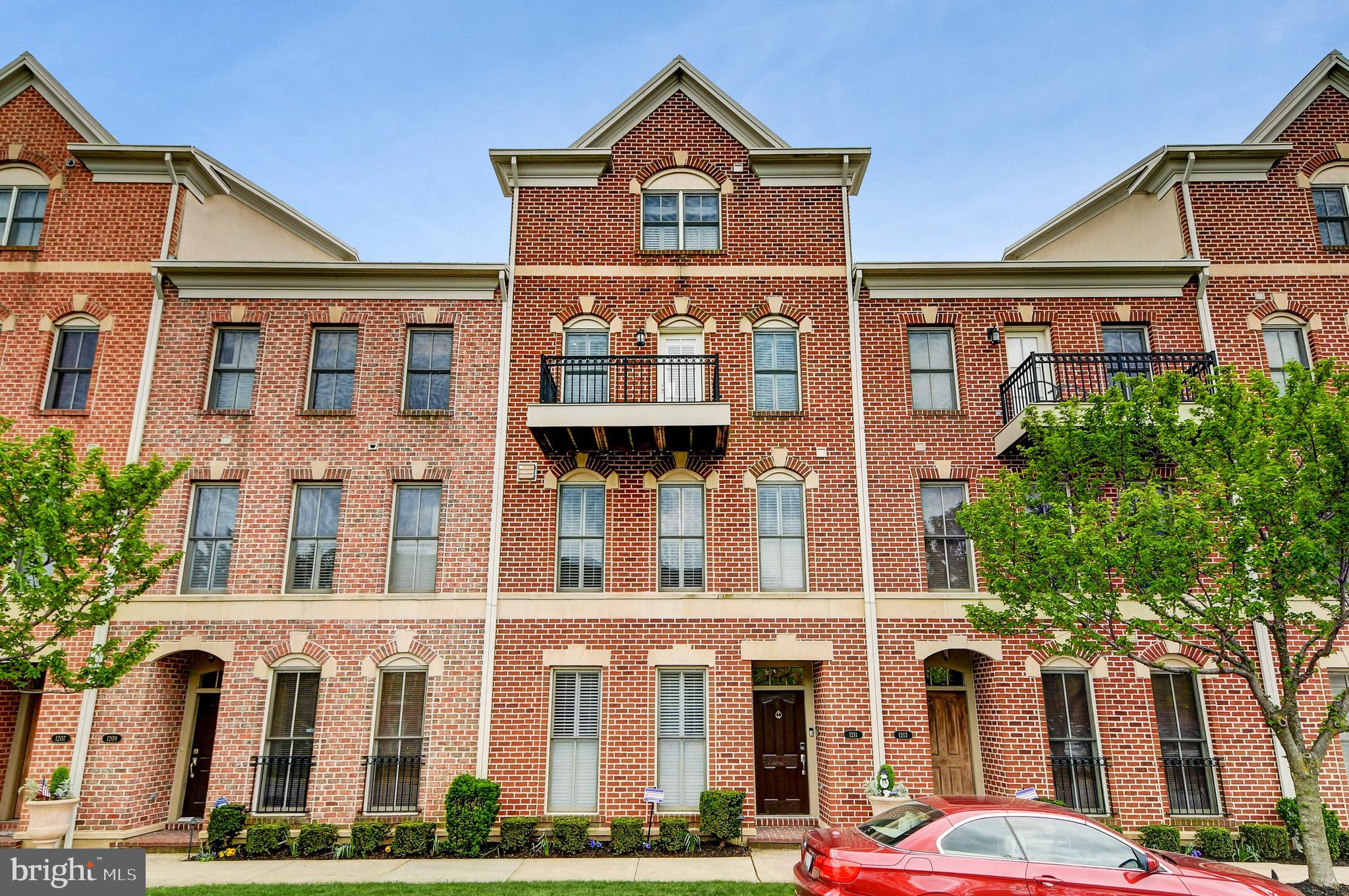 Magnificently remodeled and upgraded townhome in the Moorings, an upscale gated waterfront community in Canton, Baltimore Maryland. 3 BR, 3.5BA. Chef's kitchen with Wolf / Sub Zero appliances. Open concept floor plan on the main level. 2 fireplaces- water view from balconies. Custom mill work and appointments throughout. Abundant parking   2 garage, two parking pad plus street parking. Located just steps from groceries, shopping, restaurants and entertainment . Easy access in and out of the city.