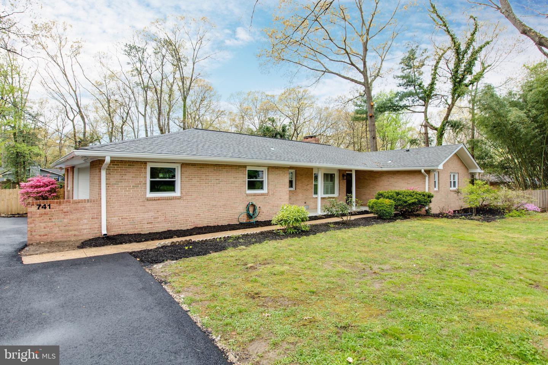 741 Benfield Road   - Severna Park, Maryland 21146