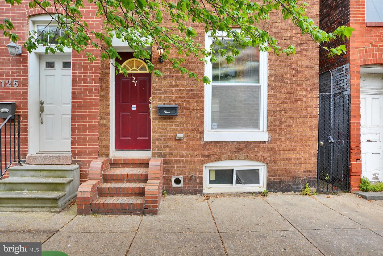 127 Ann Street S  - Baltimore, Maryland 21231