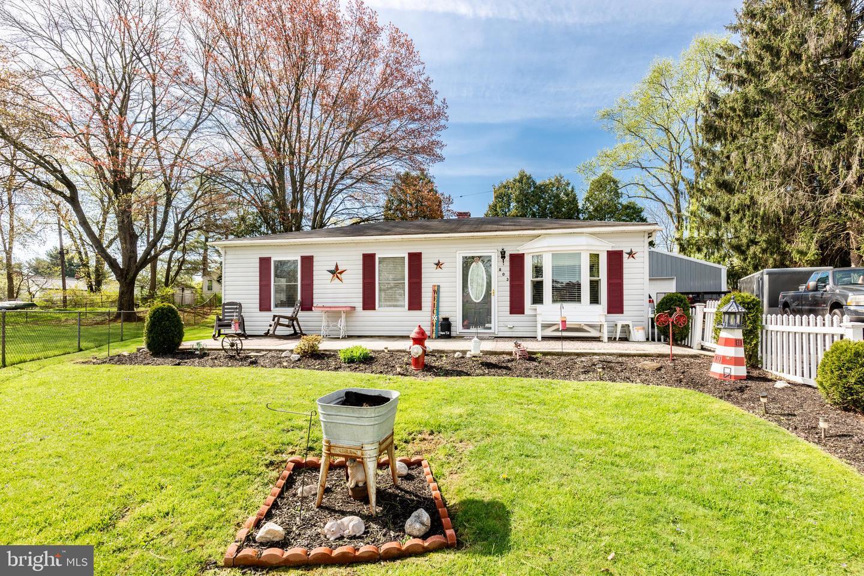 803 Greenview Court   - Reisterstown, Maryland 21136