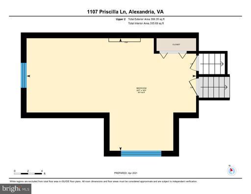 1107 Priscilla Ln Alexandria VA 22308