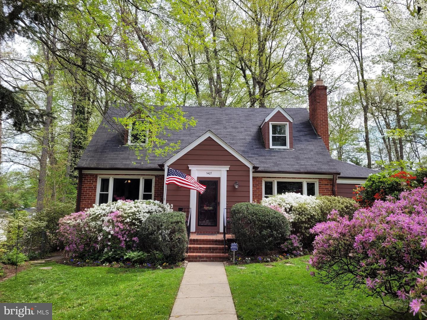 1407 Red Oak Drive   - Silver Spring, Maryland 20910