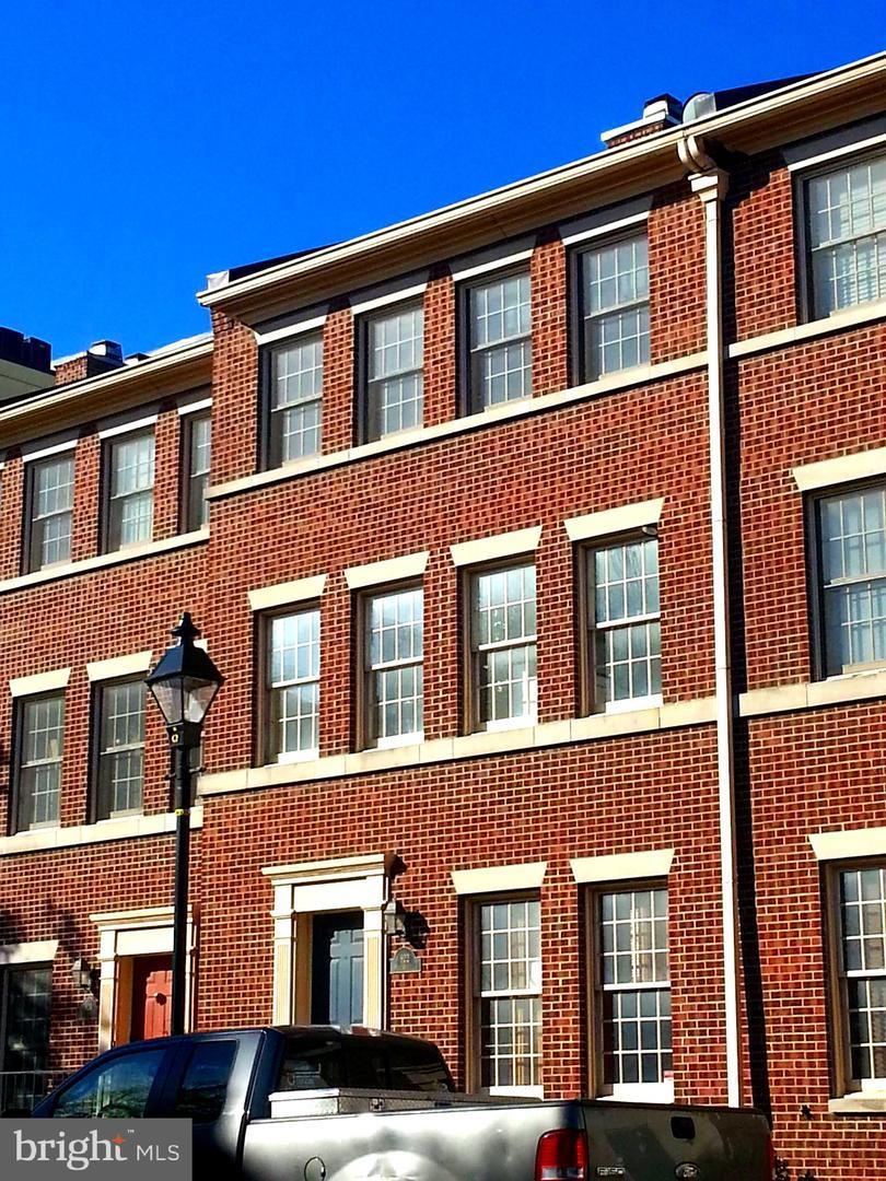 922 Fell Street   - Baltimore City, Maryland 21231