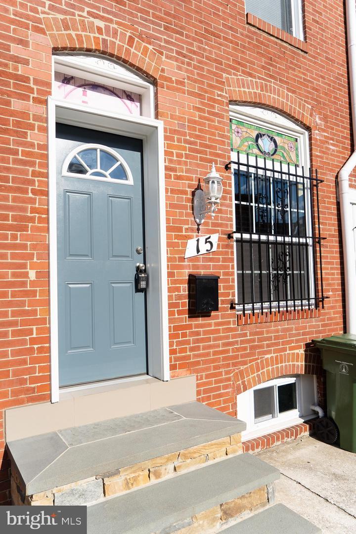 15 Ann Street   - Baltimore, Maryland 21231