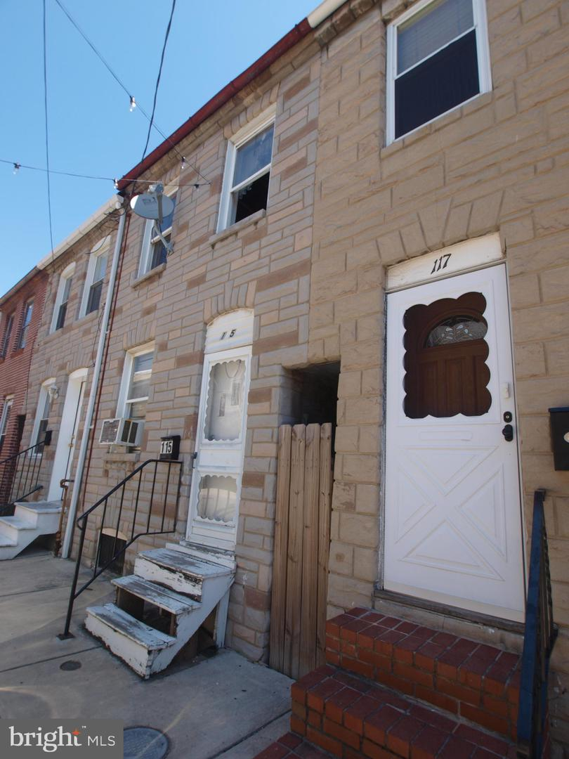 115 Durham Street   - Baltimore, Maryland 21231