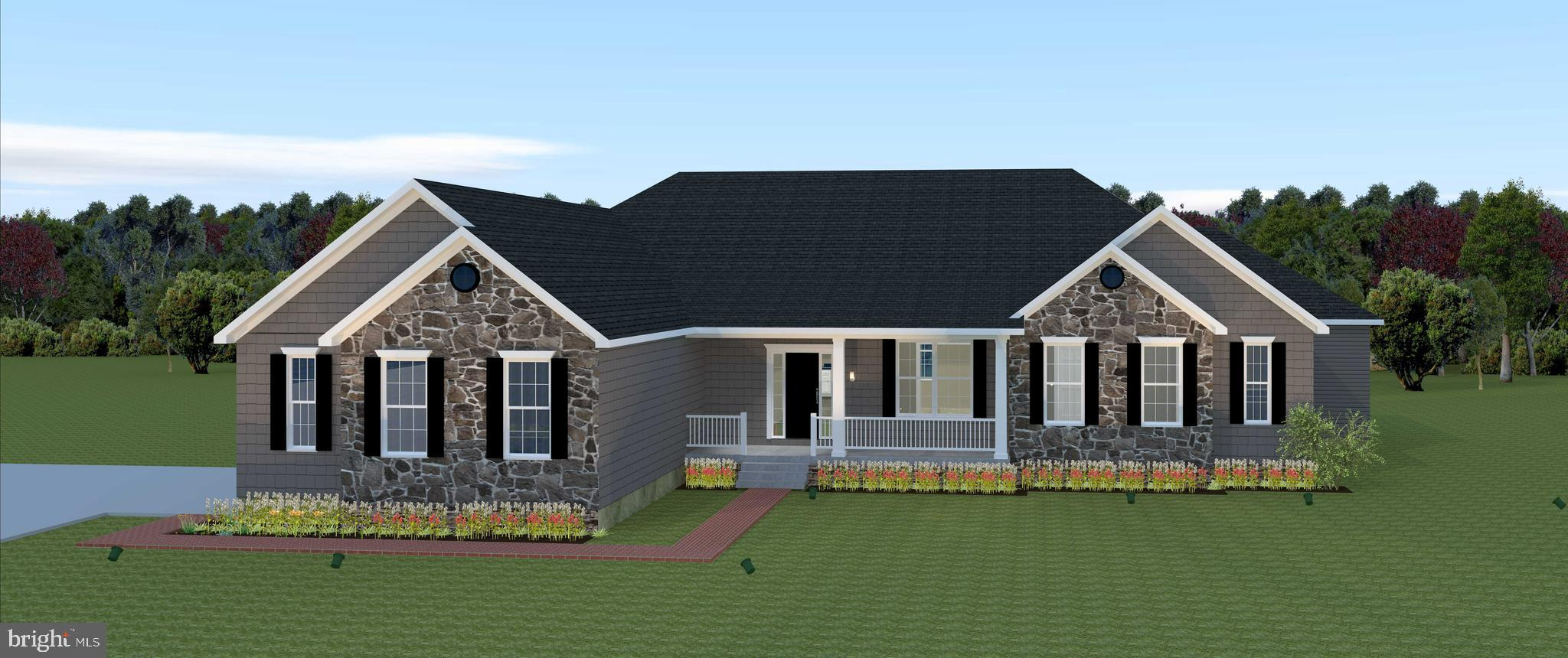 To Be Built home. Gorgeous Single Story Home with 4 bedrooms,  3 baths  AND 2  Primary Suites  on 0.51+/- Acres.   Spacious open floor plan and has plenty of room!  There is still plenty of time to pick selections for this home.   It will be completed by August 2021.  It is  located is close to downtown Dover DE with everything from shopping  to entertainment!