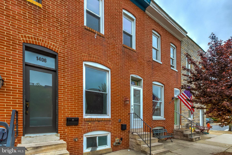 1404 Decatur Street   - Baltimore City, Maryland 21230