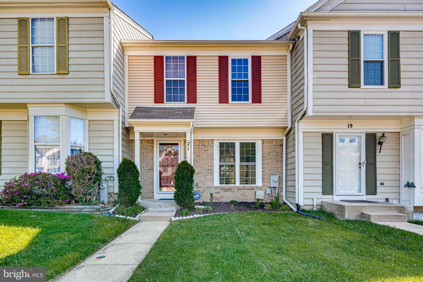 21 Softwinds Court   - Owings Mills, Maryland 21117
