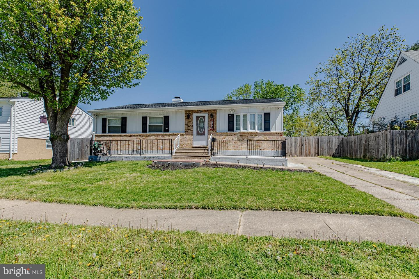 6124 Collinsway Road   - Baltimore, Maryland 21228