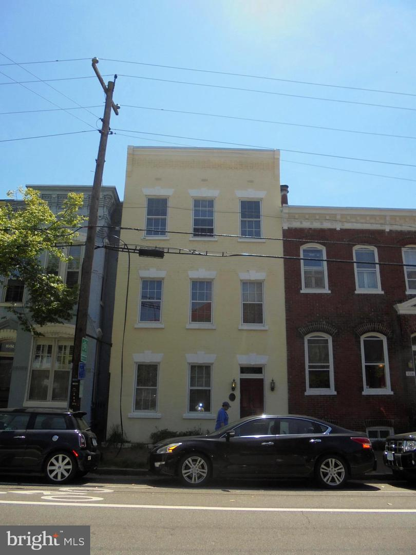 1004 Prince Street   - Alexandria City, Virginia 22314