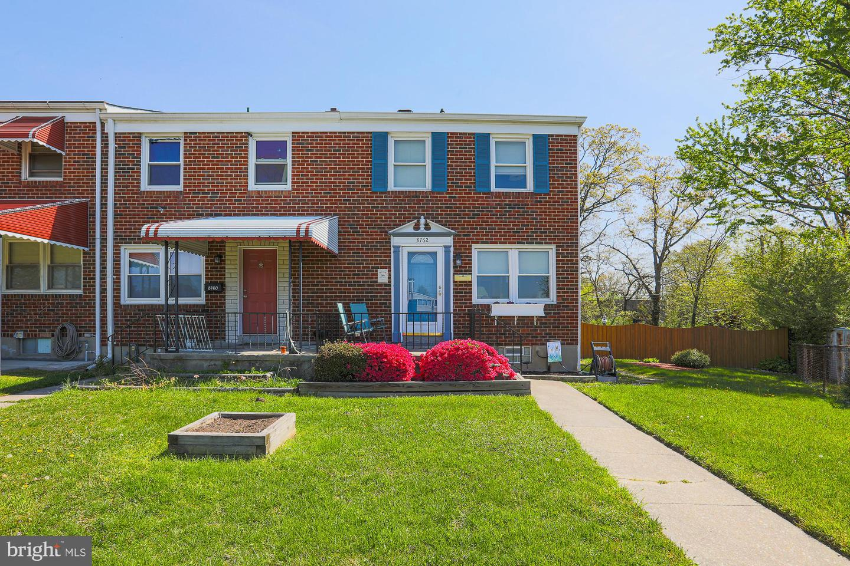 8762 Cimarron Circle   - Baltimore, Maryland 21234