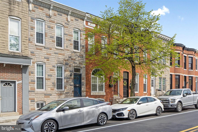 1209 Hanover Street   - Baltimore, Maryland 21230