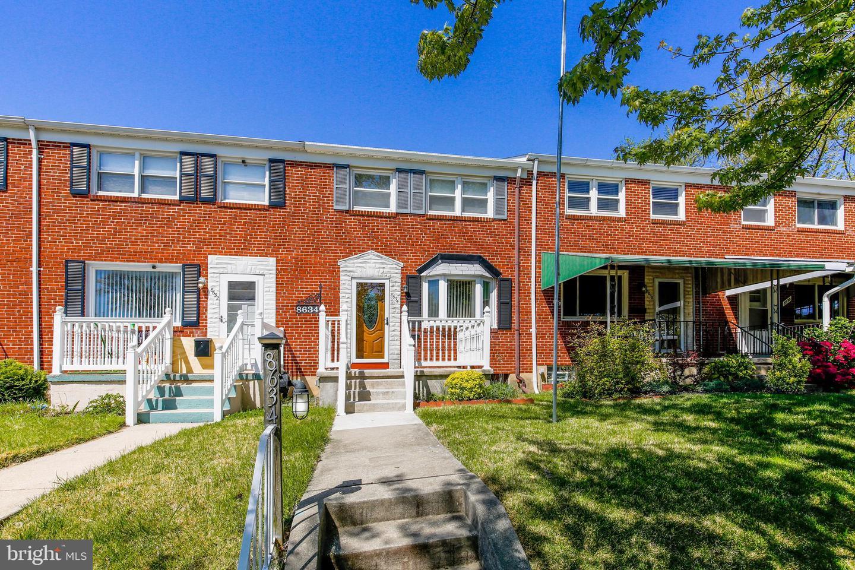 8634 Hoerner Avenue   - Baltimore, Maryland 21234
