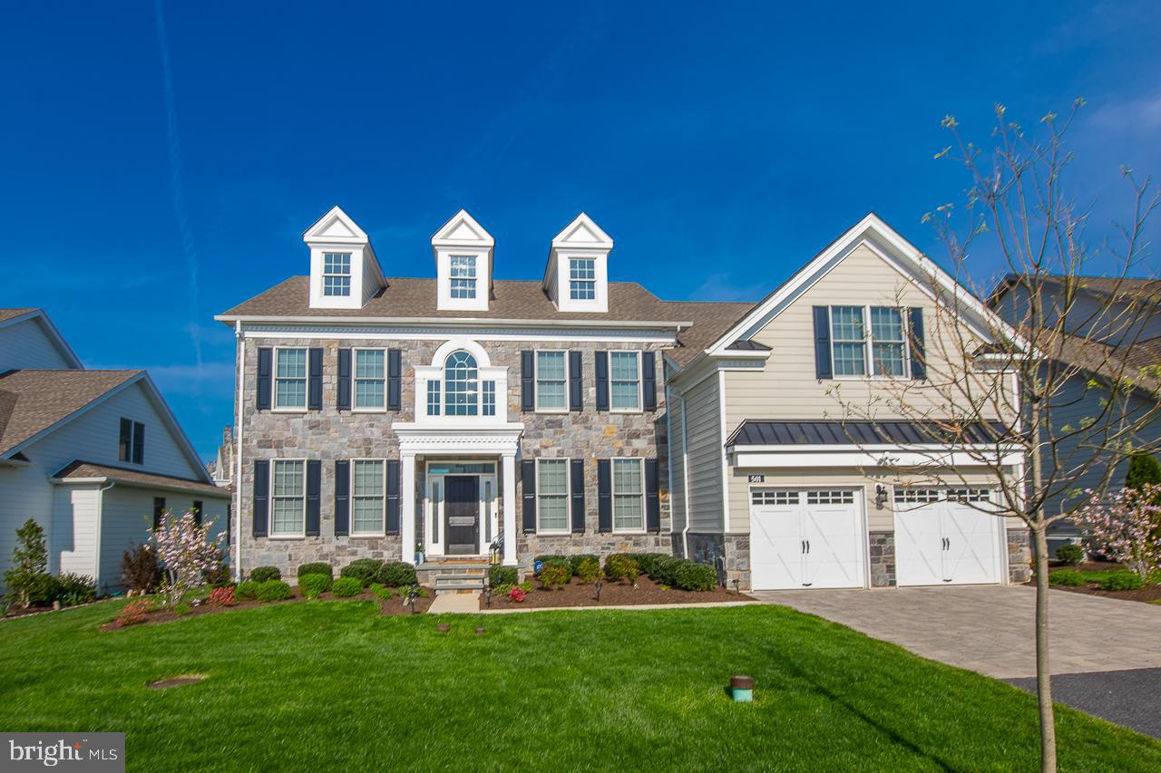 501 Park Hill Lane Newtown Square, PA 19073