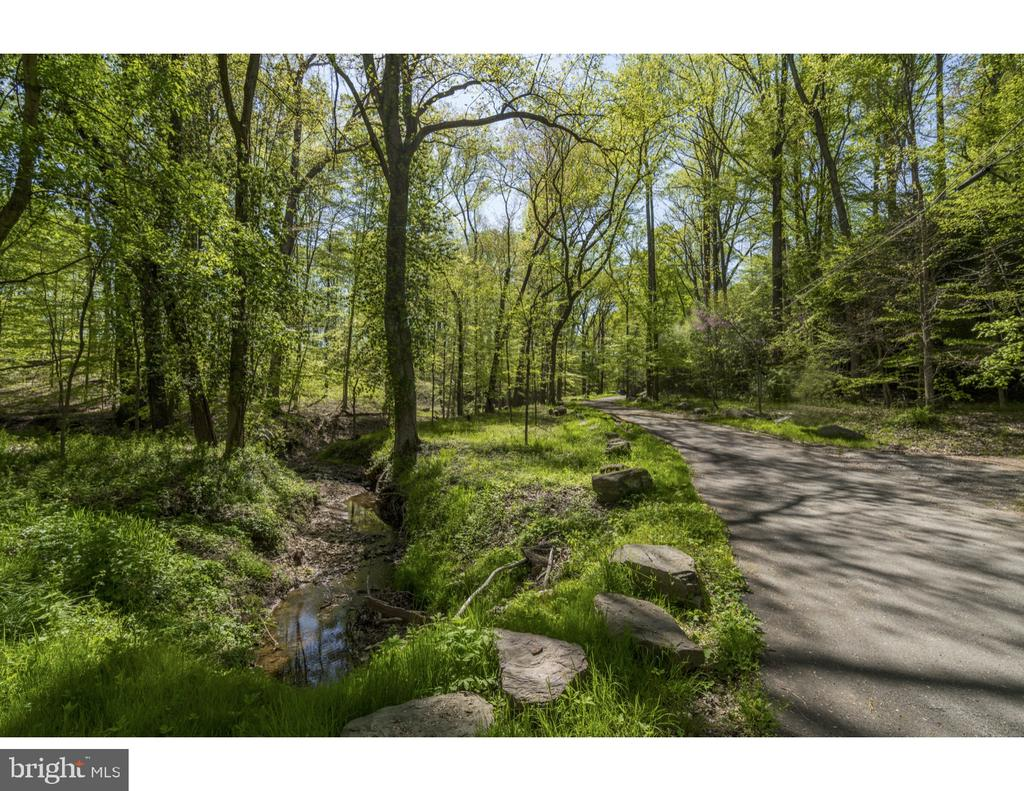 Encompassing over 5.3 acres in prestigious Langley Farms, Bright Mountain is perhaps the largest remaining estate site available inside the Beltway in the Washington area. A private entrance introduces the estate just off Turkey Run Road. Passing along a gracefully winding lane, the natural topography reveals  multiple flat and gracious building sites, all of which afford tremendous privacy. Majestic, specimen trees punctuate the estate, including towering Oak, Cedar, and Dogwoods.   Turkey Run flows gently along one side of the estate and eventually to the Potomac River.  Permitted plans for a prominent, 30,000 sf Manor House, carriage house and staff quarters are included in the offering. The estate is available for private showing by appointment only.