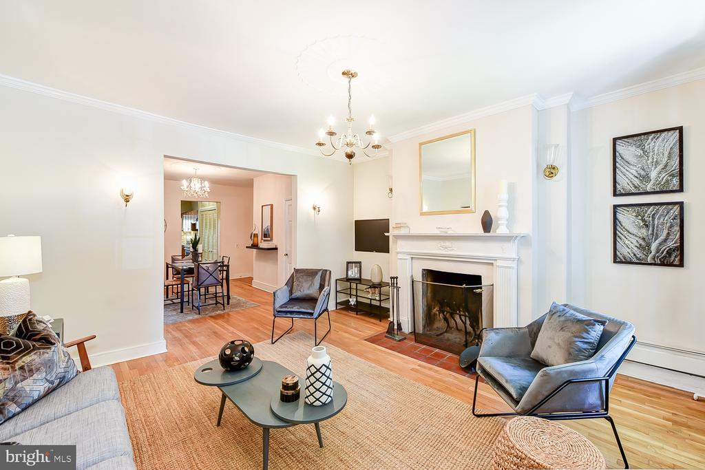One of the closest houses to the U.S. Capitol reduces its price by $50k.  Located just steps from the US Capitol, this gem is just waiting for you to move in and make it your own. The possibilities are endless in this 3 bedroom, 3.5 bathroom home that boasts ample natural light, a decorative fireplace, multiple closets, walk-out basement and spacious living areas. The eat-in kitchen leads out to a deck that overlooks a patio that is perfect for entertaining. The neighborhood has a walk score of 94, which puts you close to anything you will ever need including Whole Foods, Trader Joes and Harris Teeter, endless shopping and dining options, parks and greenspace, including the National Mall. This location puts you right in the middle of it all, including Eastern Market, Barracks Row, and Navy Yard. Just a 10-minute drive to Washington Reagan Airport, Crystal City/Pentagon Row retail, and the new Amazon HQ2.