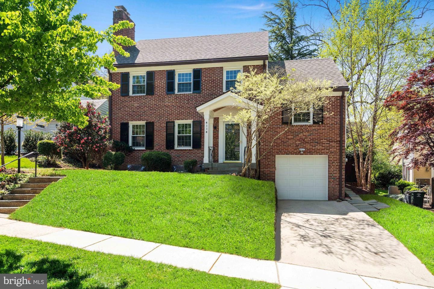 4114 Blackthorn Street   - Chevy Chase, Maryland 20815