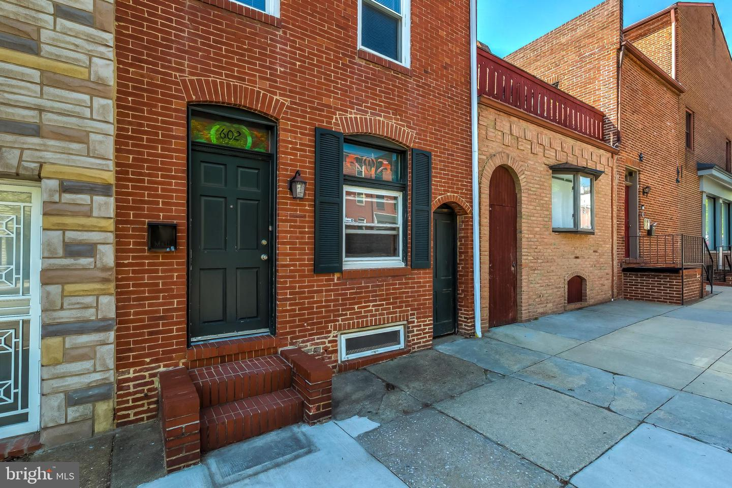 602 Patterson Park Avenue   - Baltimore, Maryland 21231