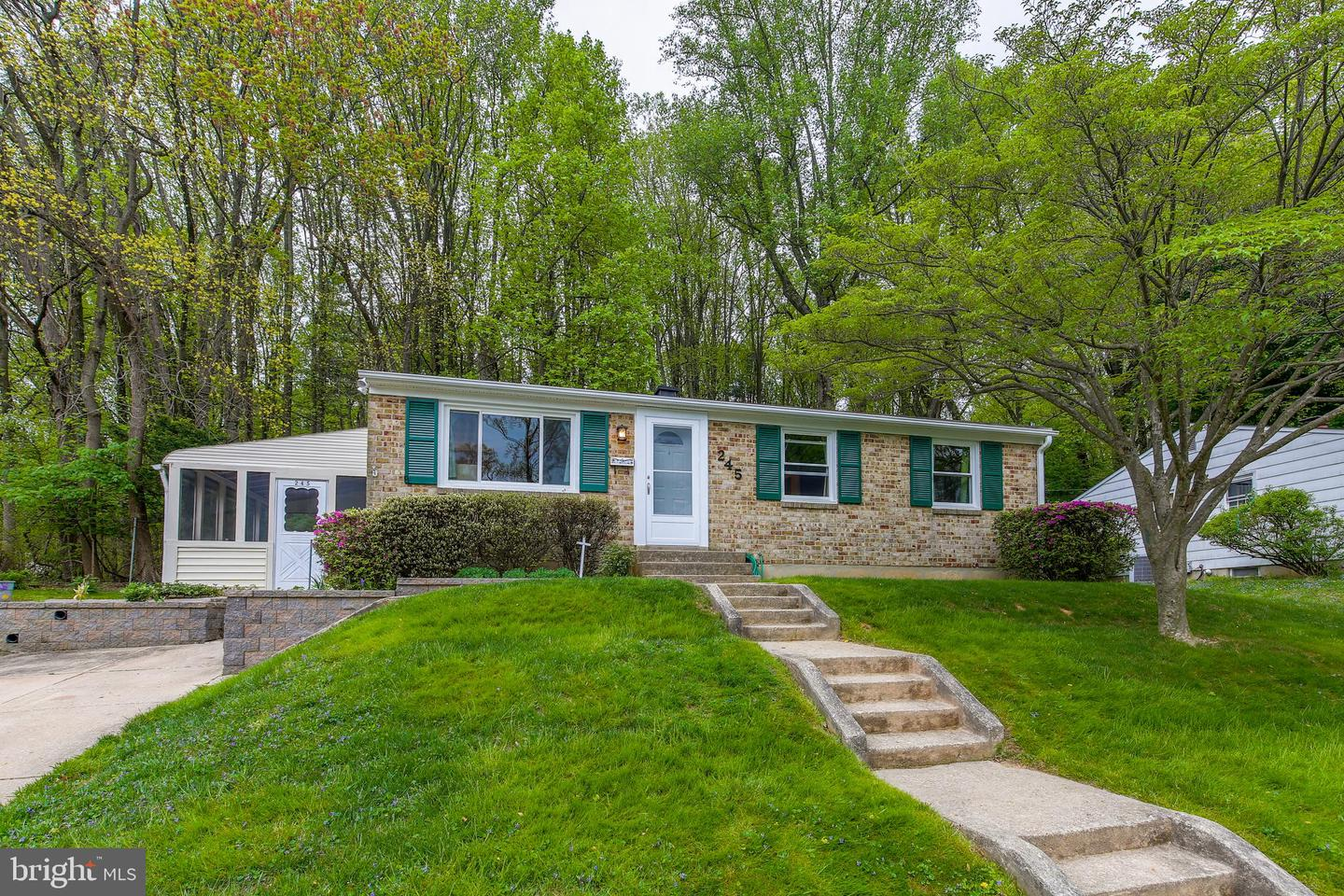 245 Walgrove Road   - Reisterstown, Maryland 21136
