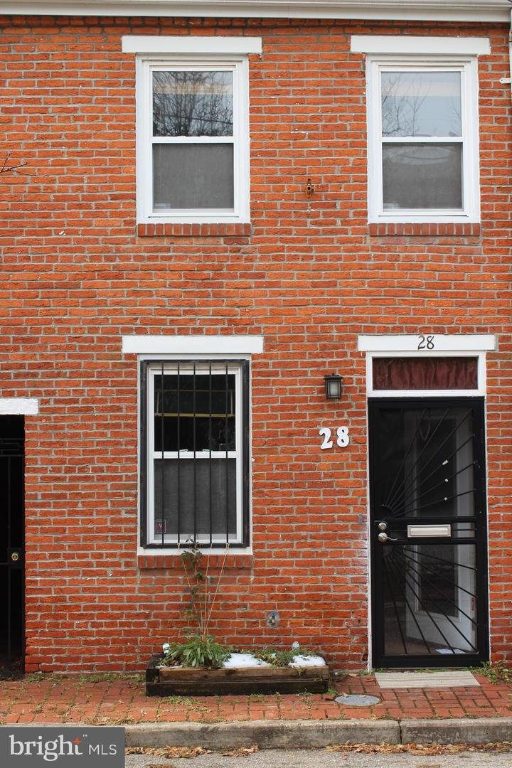 28 Durham Street   - Baltimore, Maryland 21231