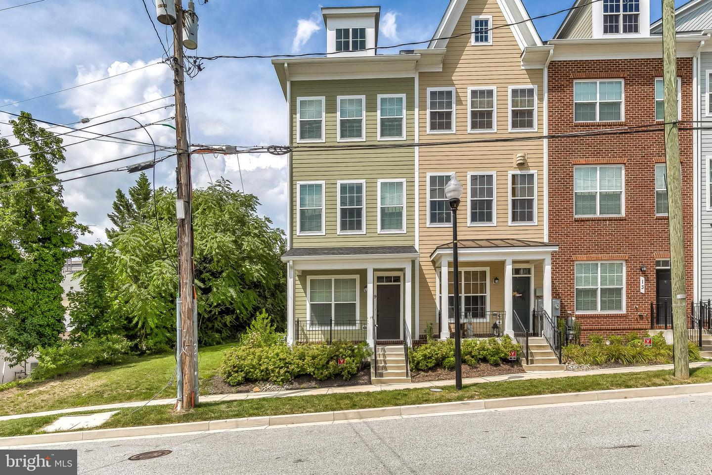 9 Willow Avenue   - Towson, Maryland 21286