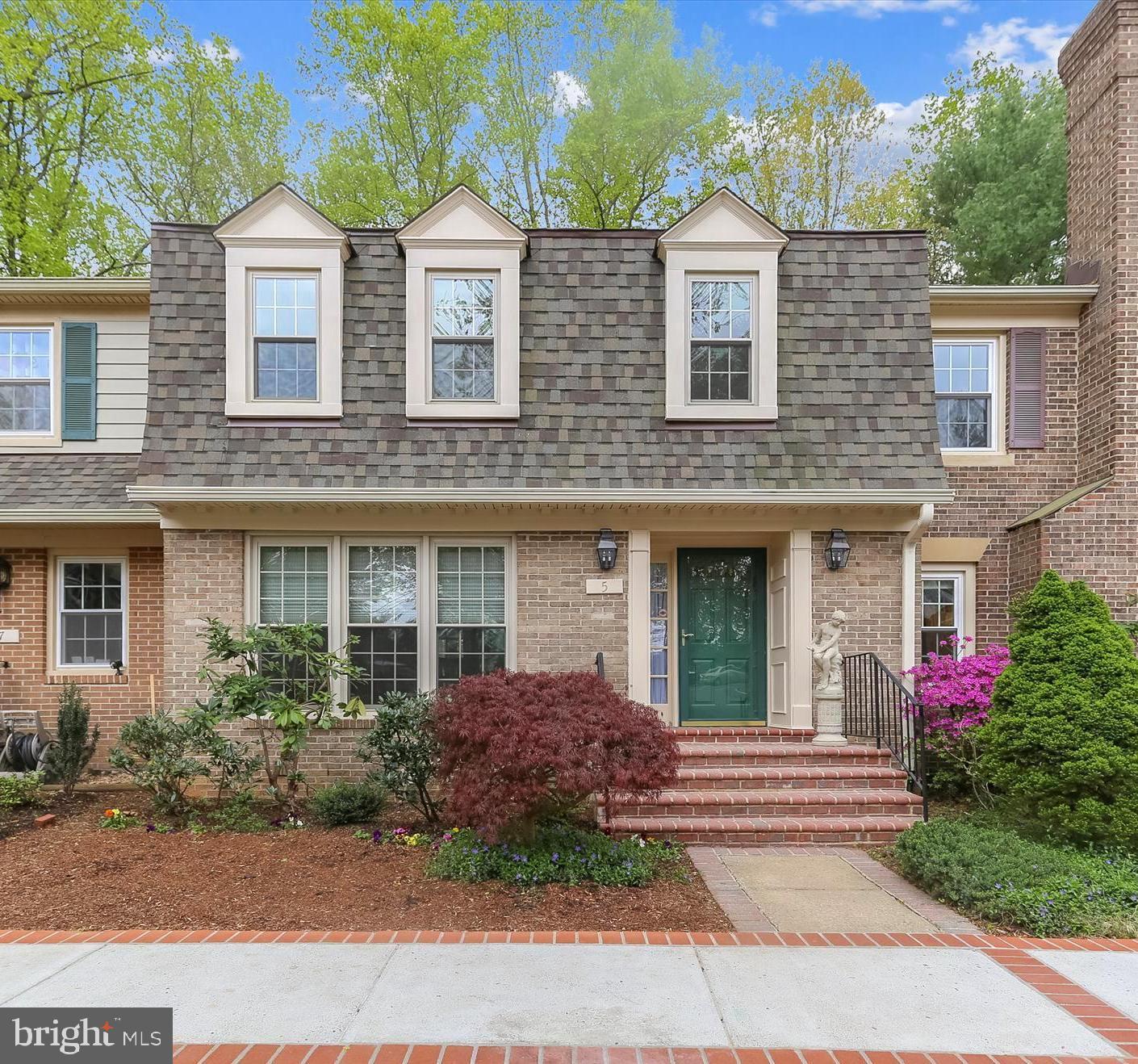 5 Bentridge Court   - Potomac, Maryland 20854