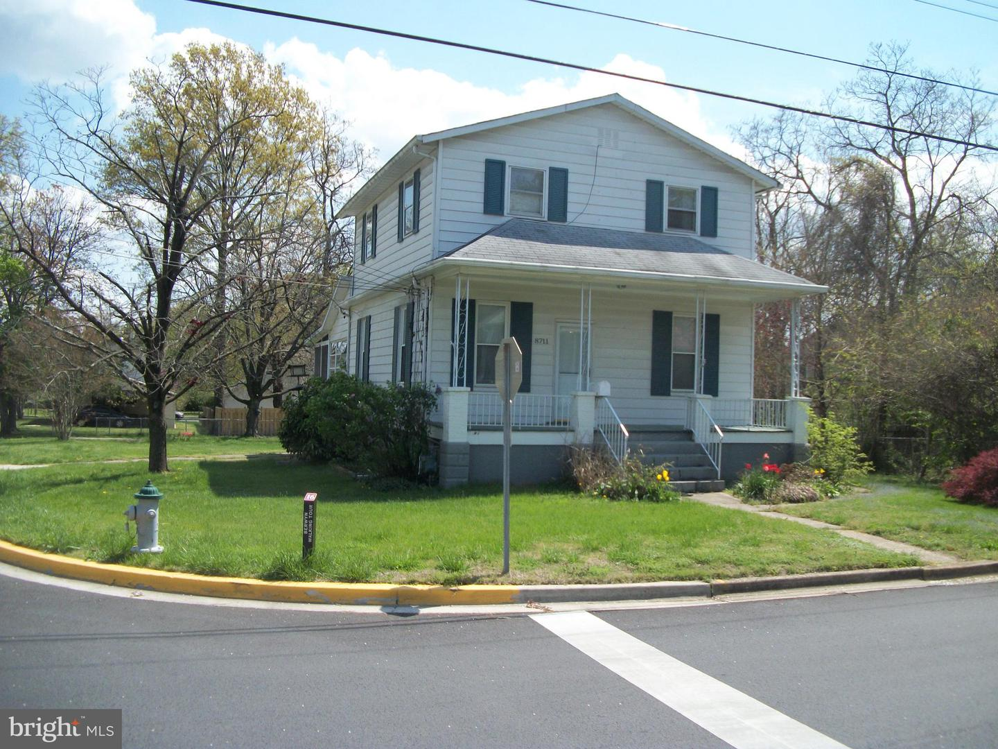 8711 49th Avenue   - College Park, Maryland 20740