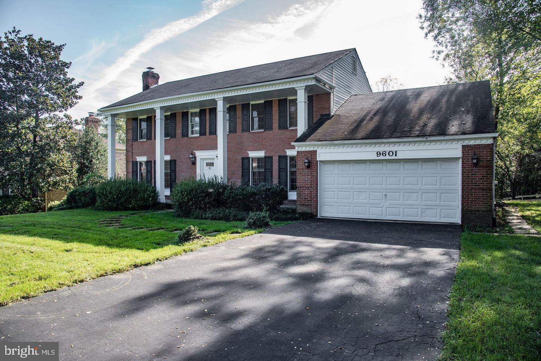 9601 Persimmon Tree Road   - Montgomery, Maryland 20854