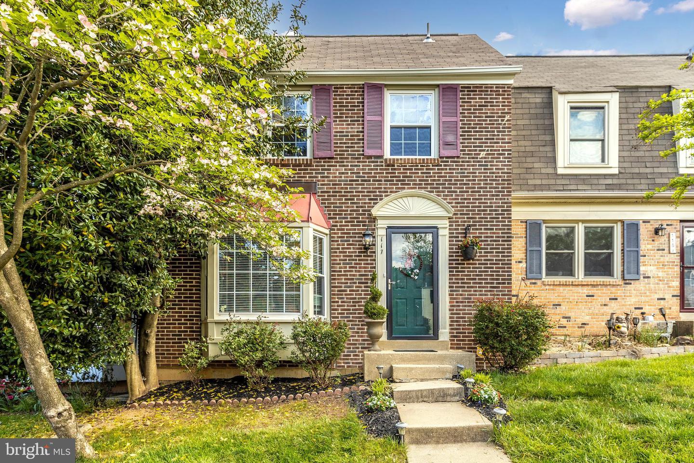 117 Sharpstead Lane   - Gaithersburg, Maryland 20878