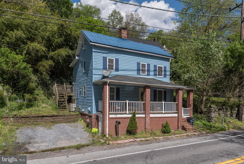 118 Frederick Road   - Ellicott City, Maryland 21043