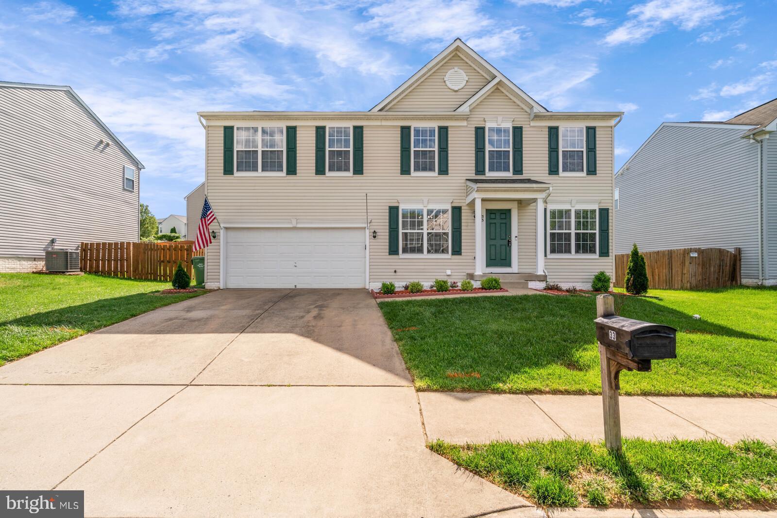 33 Ripley Rd, Stafford, VA, 22556