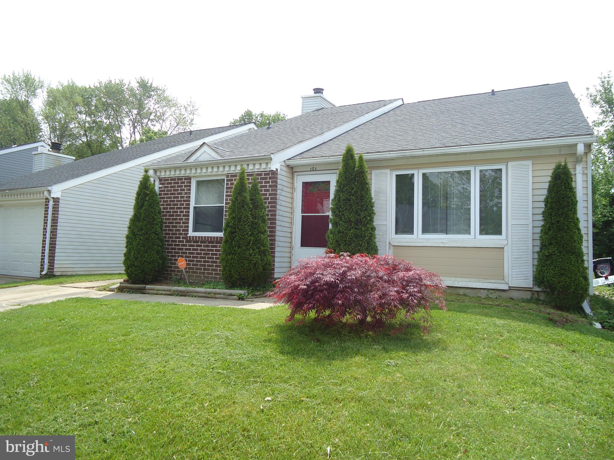 101 Redbud Rd, Edgewood, MD, 21040