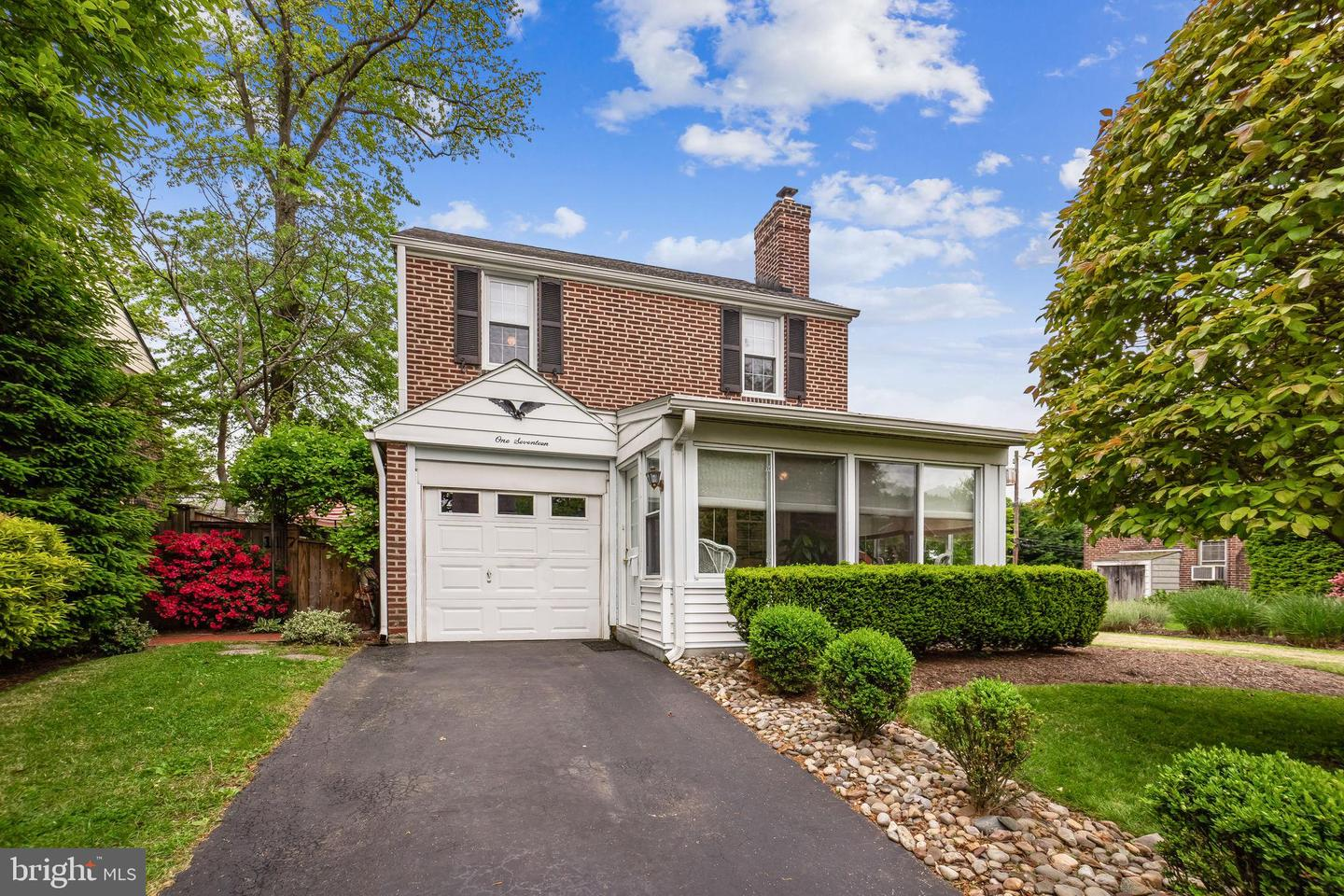 117 S Norwinden Drive Springfield, PA 19064