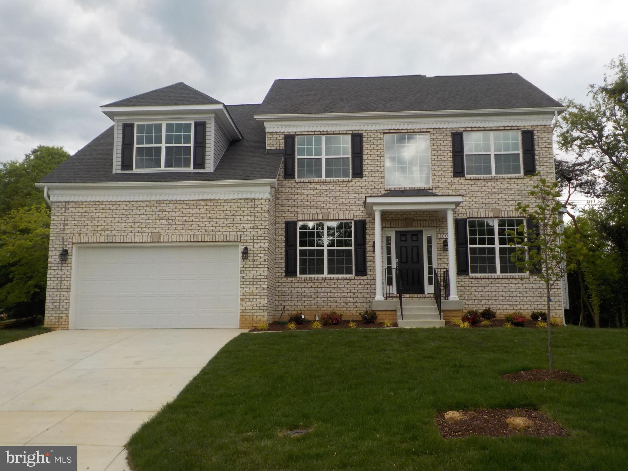 BRAND NEW HOME IN TANTALLON ON THE POTOMAC! LOCATED IN A CUL DE SAC! 6 BEDROOMS, 3.5 BATHS! 2 CAR GARAGE FULL FINISHED BASEMENT! 10 YEAR WARRANTY! FINISHED AND USE AND OCCUPANCY IN HAND! SUBJECT TO RELEASE,